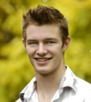 Nat Ware, New South Wales Rhodes Scholar 2011 (picture from The North Shore Times)